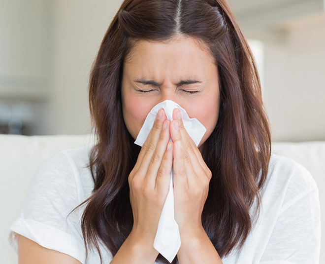 Effective Home Remedies To Treat Common Cold