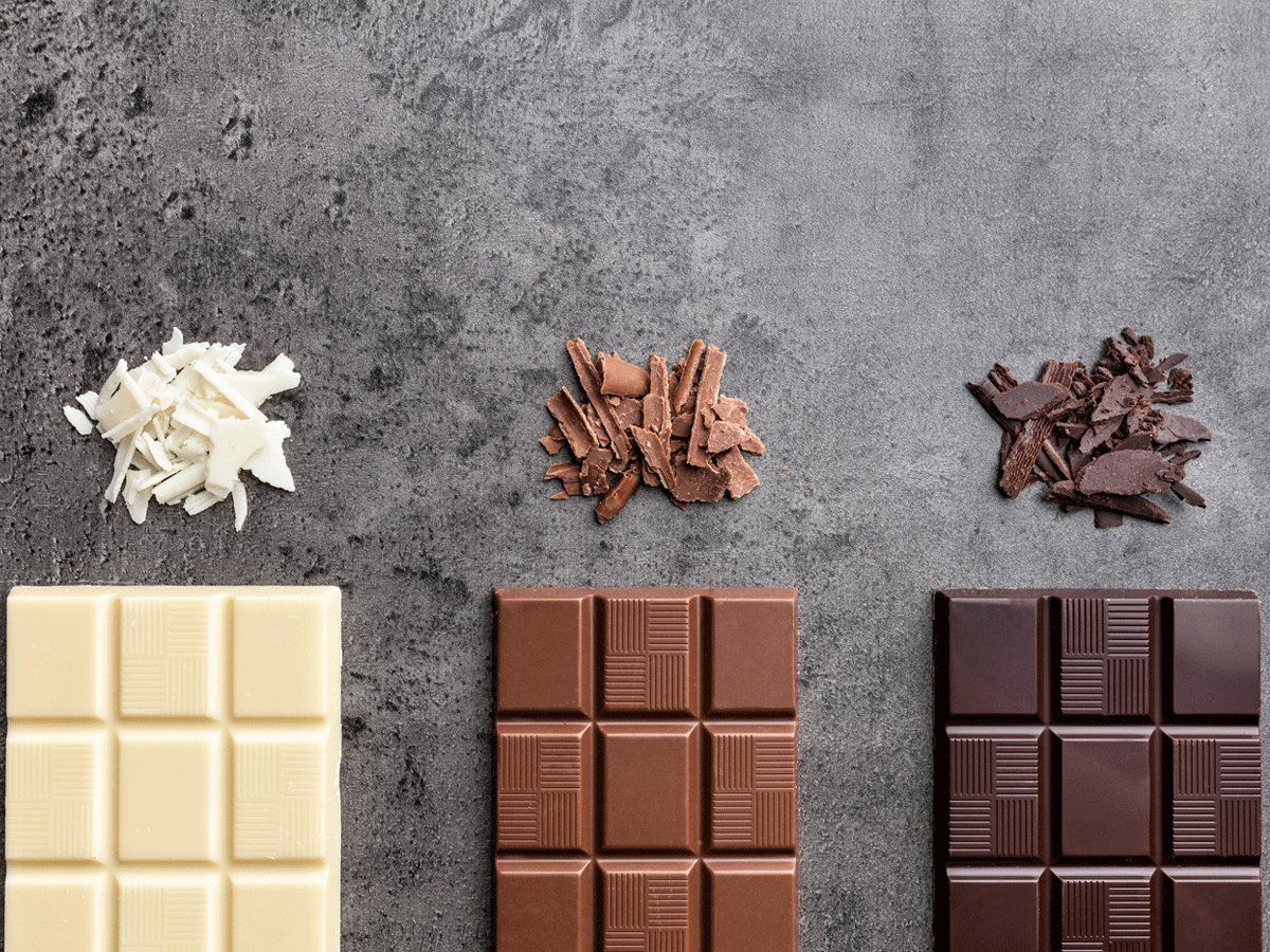 Milk chocolate vs Dark chocolate - The difference in calories, nutrition, and effects on health | Health Tips and News