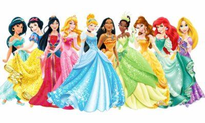Top 10 Disney Princess