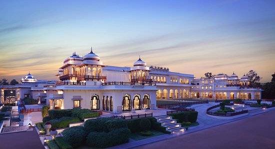 RAMBAGH PALACE - Updated 2021 Prices & Hotel Reviews (Jaipur, India) - Tripadvisor