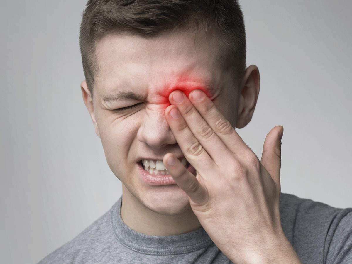 coronavirus symptom: Severe case of conjunctivitis considered a primary symptom of coronavirus - The Economic Times