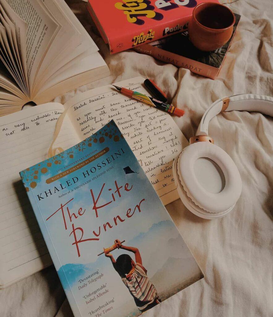 The Kite Runner, by Khaled Hosseini