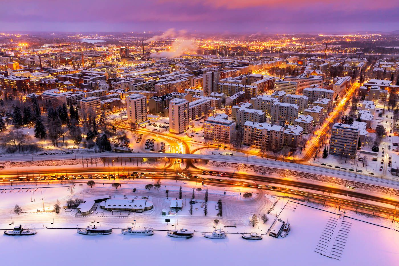 Tampere Travel Cost - Average Price of a Vacation to Tampere: Food & Meal Budget, Daily & Weekly Expenses | BudgetYourTrip.com