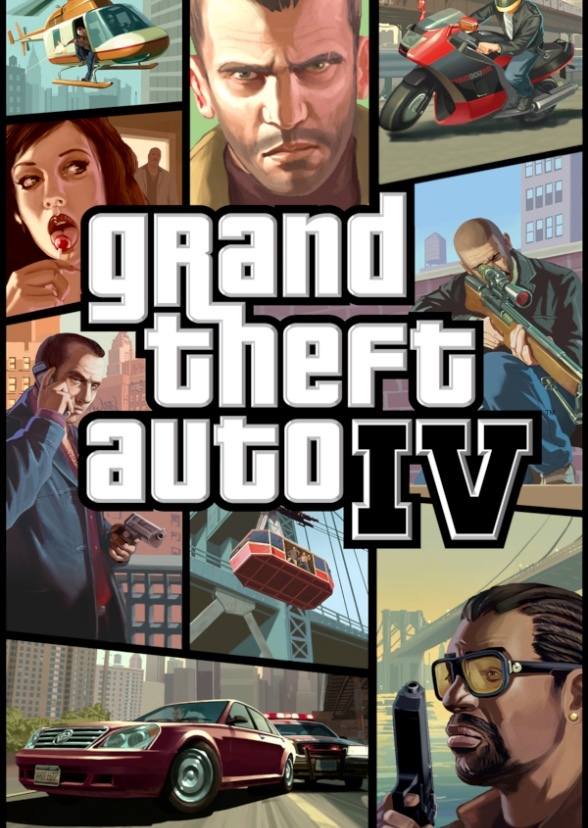 grand theft auto iv fan casting poster 65831 large