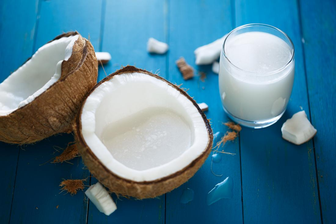 Coconut milk: Benefits, nutrition, and risks