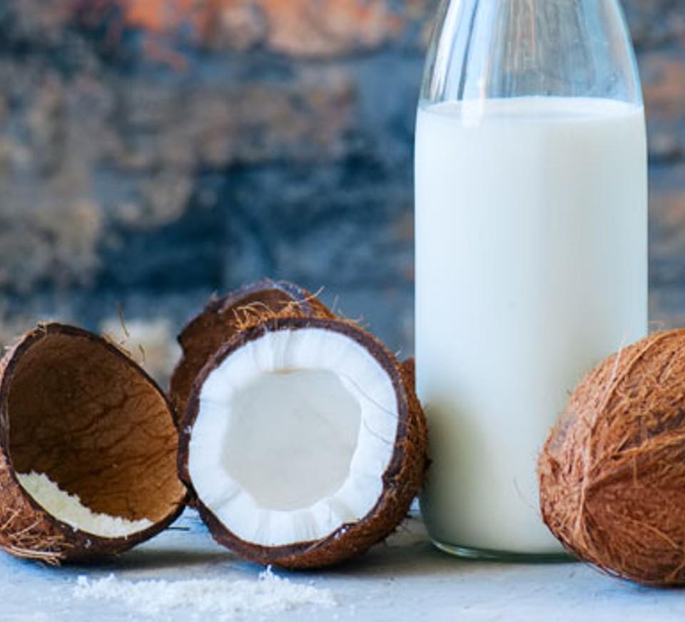 The health benefits of coconut milk - BBC Good Food
