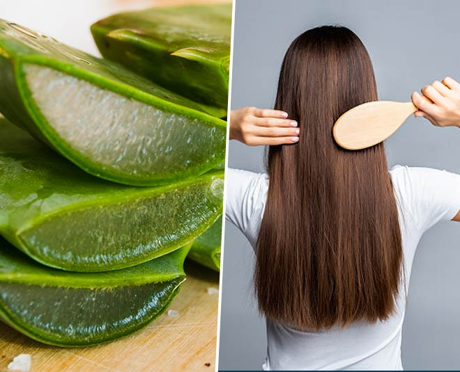 Easy Ways To Use Aloe Vera For Quick Hair Growth