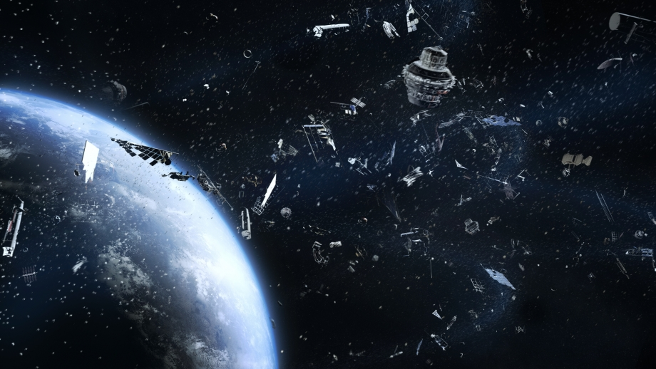 Space environment and space debris | ANU Institute for Space