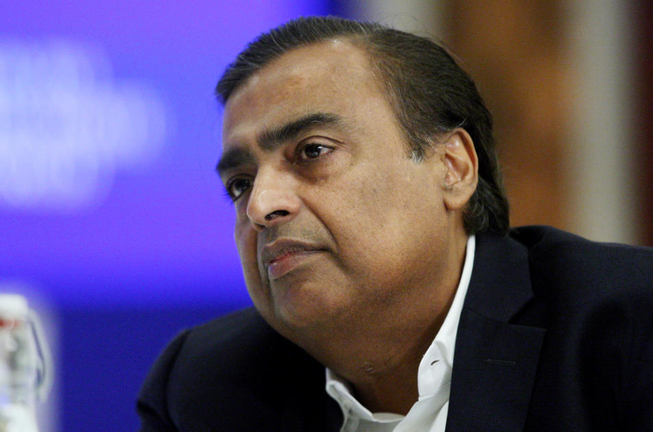 12 things you probably didn't know about Mukesh Ambani