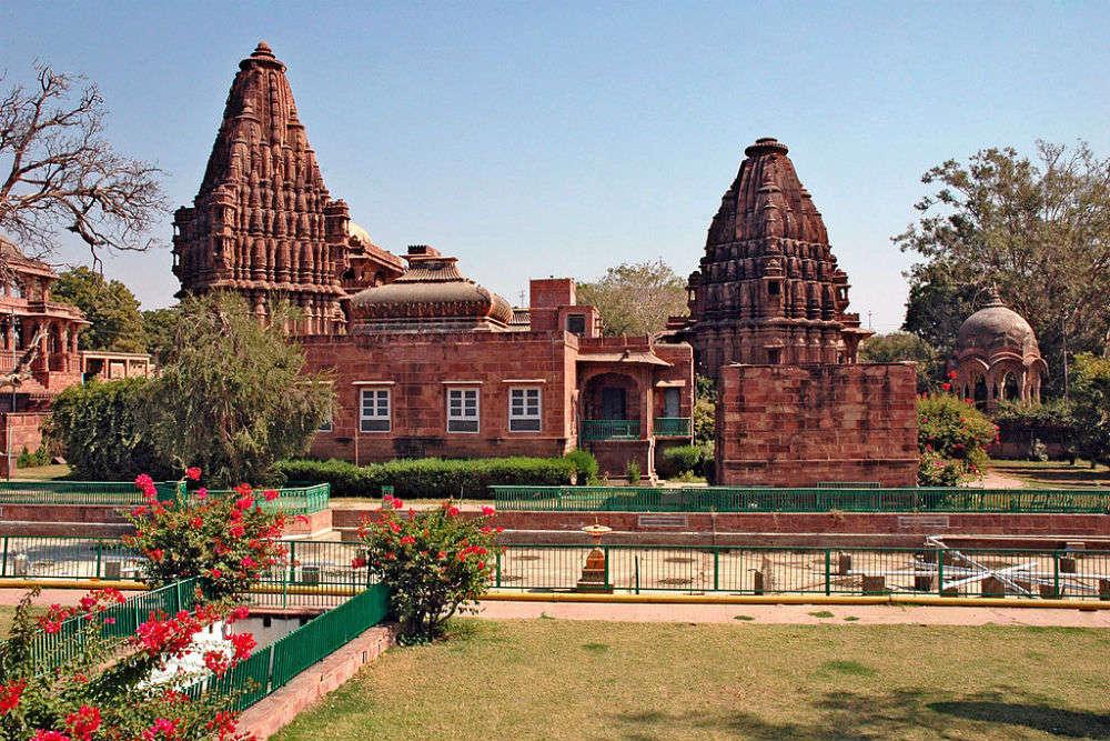 Mandore Garden - Jodhpur: Get the Detail of Mandore Garden on Times of India Travel