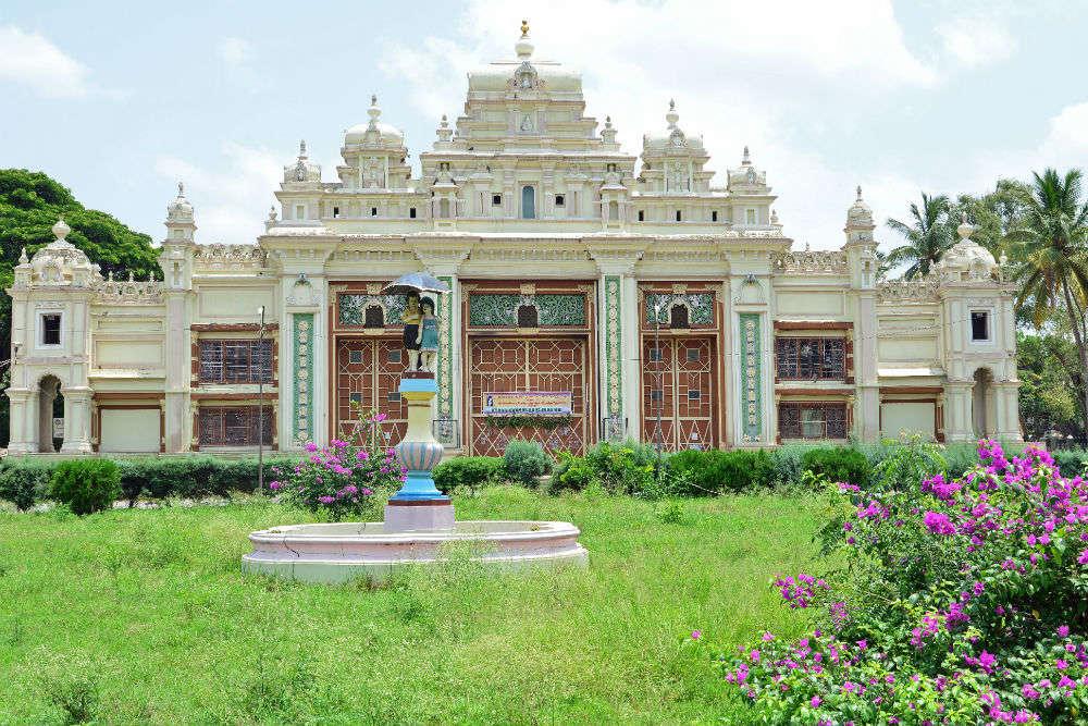 Jaganmohan Palace, Mysore - Times of India Travel