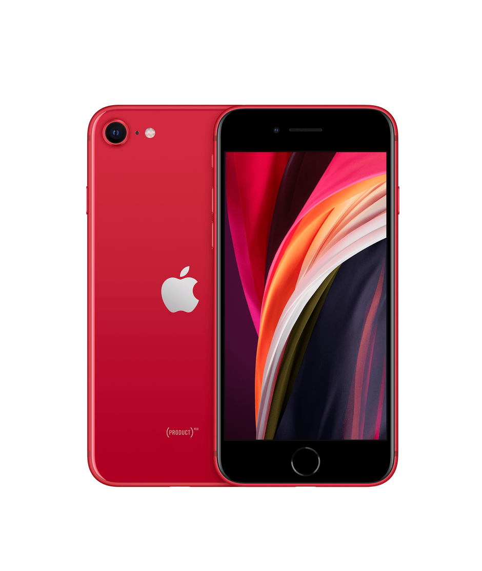 iPhone SE 64GB (PRODUCT)RED - Apple