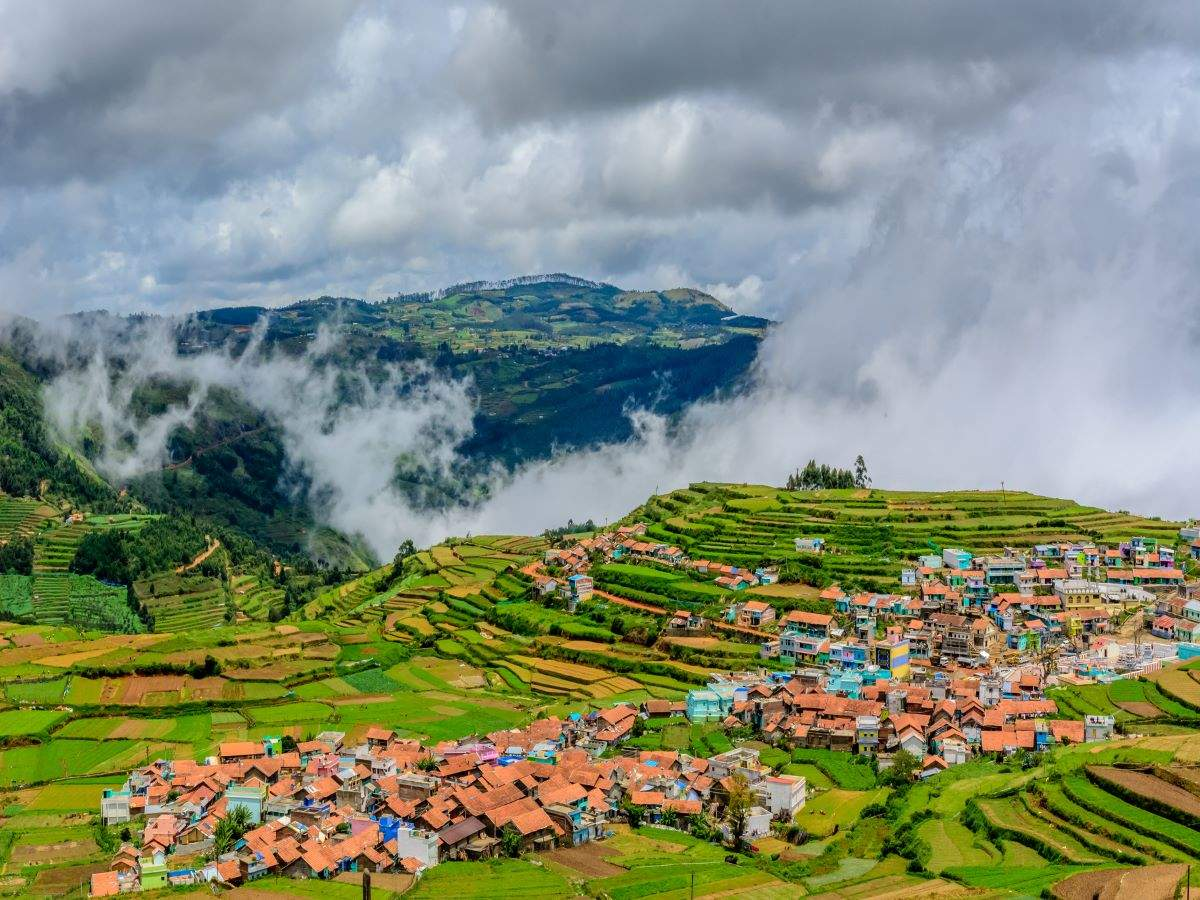 Kodaikanal Hill Station in Tamil Nadu is now open for tourists; e-passes required   Times of India Travel