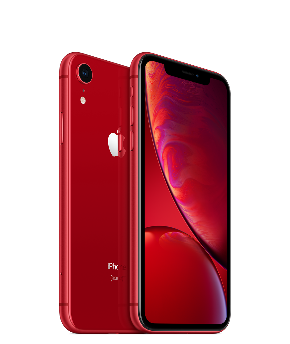 iPhone XR 64GB (PRODUCT)RED - Apple