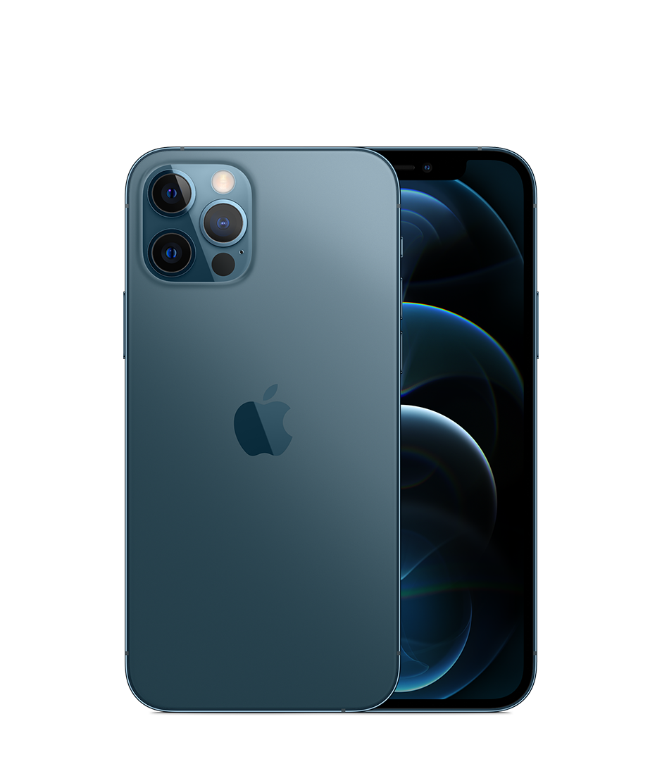 iPhone 12 Pro 128GB Pacific Blue - Apple