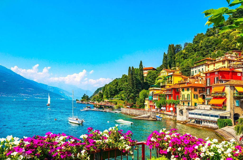 italian lake district