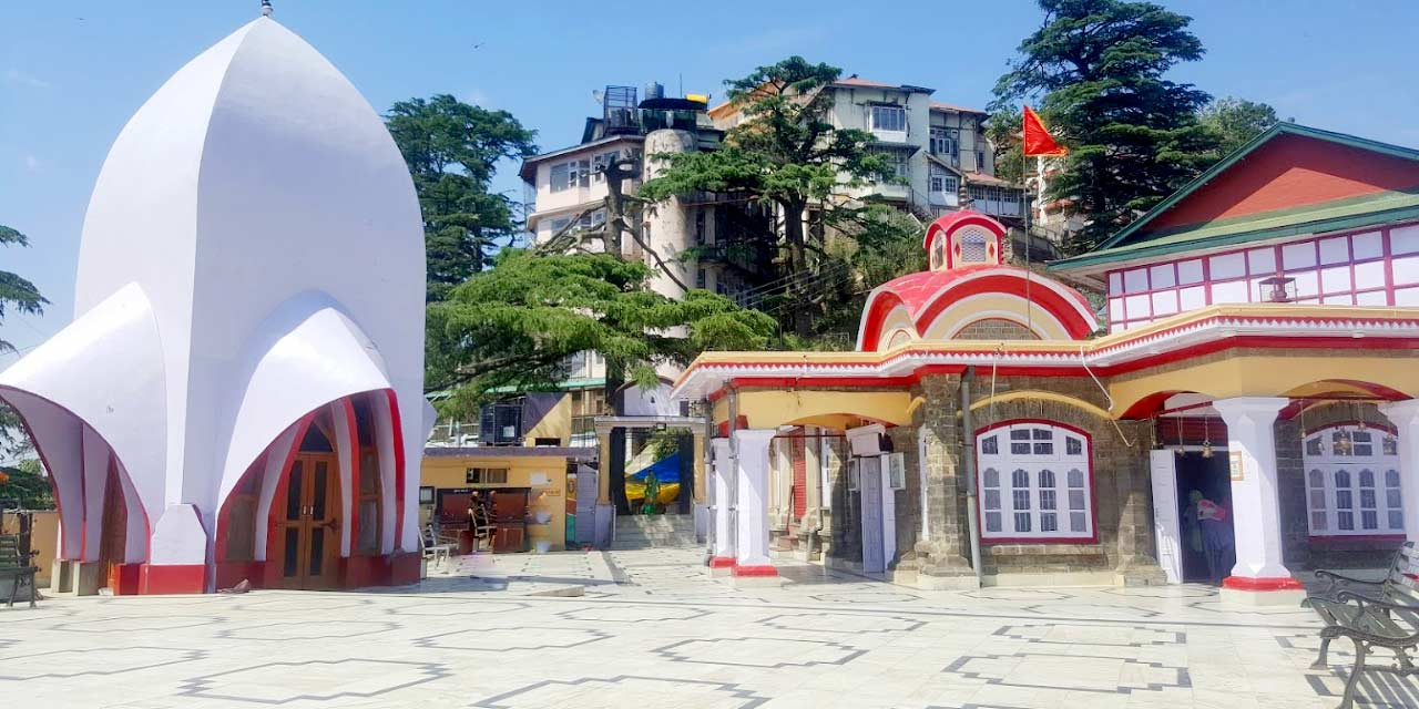 Kali Bari Temple Shimla (Timings, History, Entry Fee, Images, Aarti, Location & Phone) - Shimla Tourism 2021
