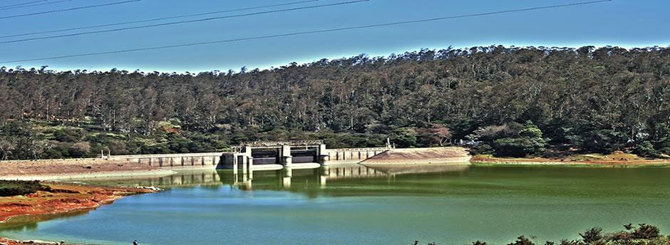 Ooty Kamaraj sagar dam, Kamaraj sagar dam Entrance fees,Kamaraj sagar dam Tourist place
