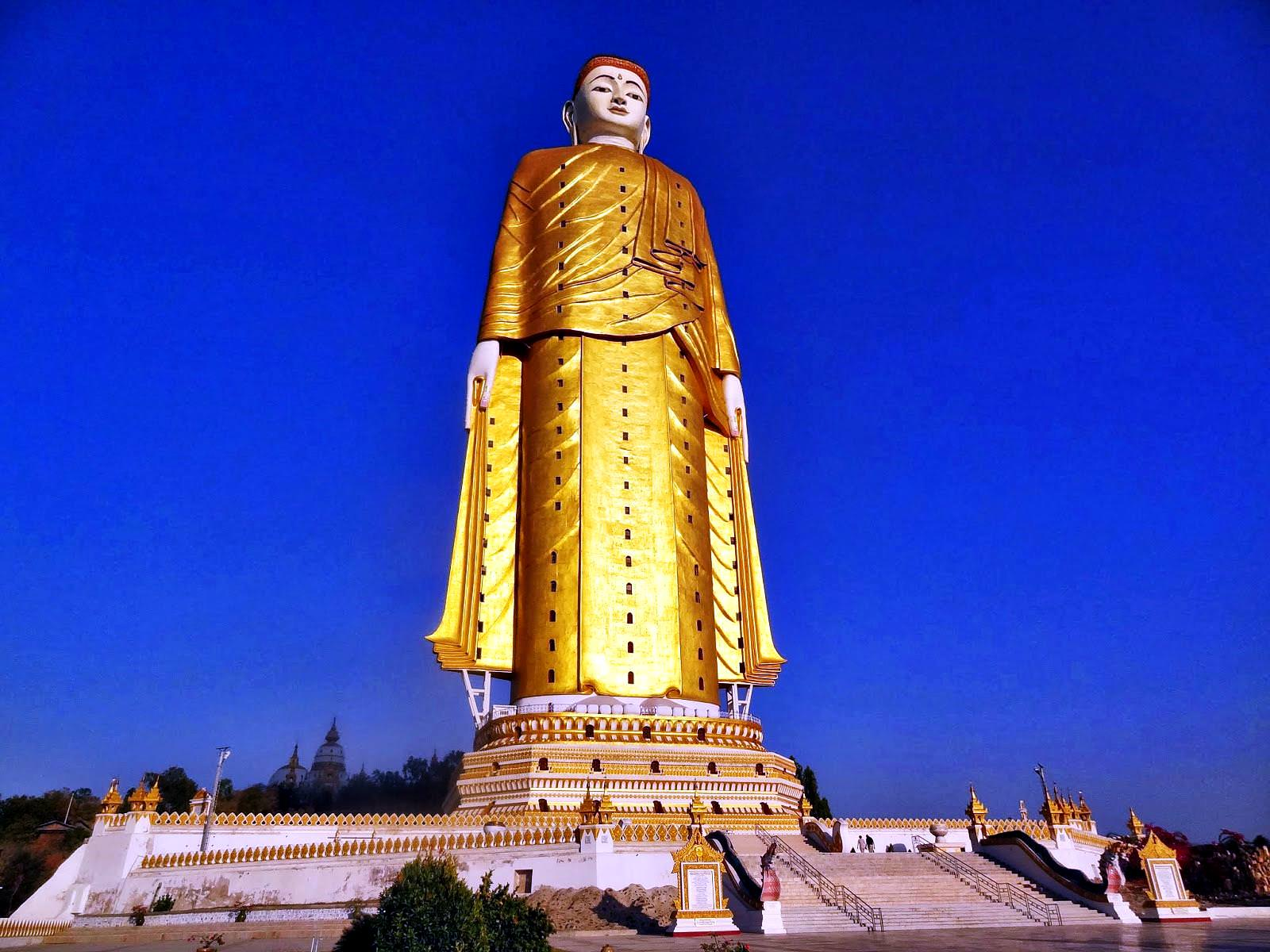 Laykyun Setkyar | Series 'The most grandiose statues and monuments'