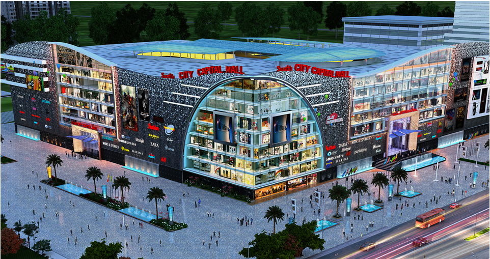 Mall - Sarath City Capital,Hyderabad Advertising Rates