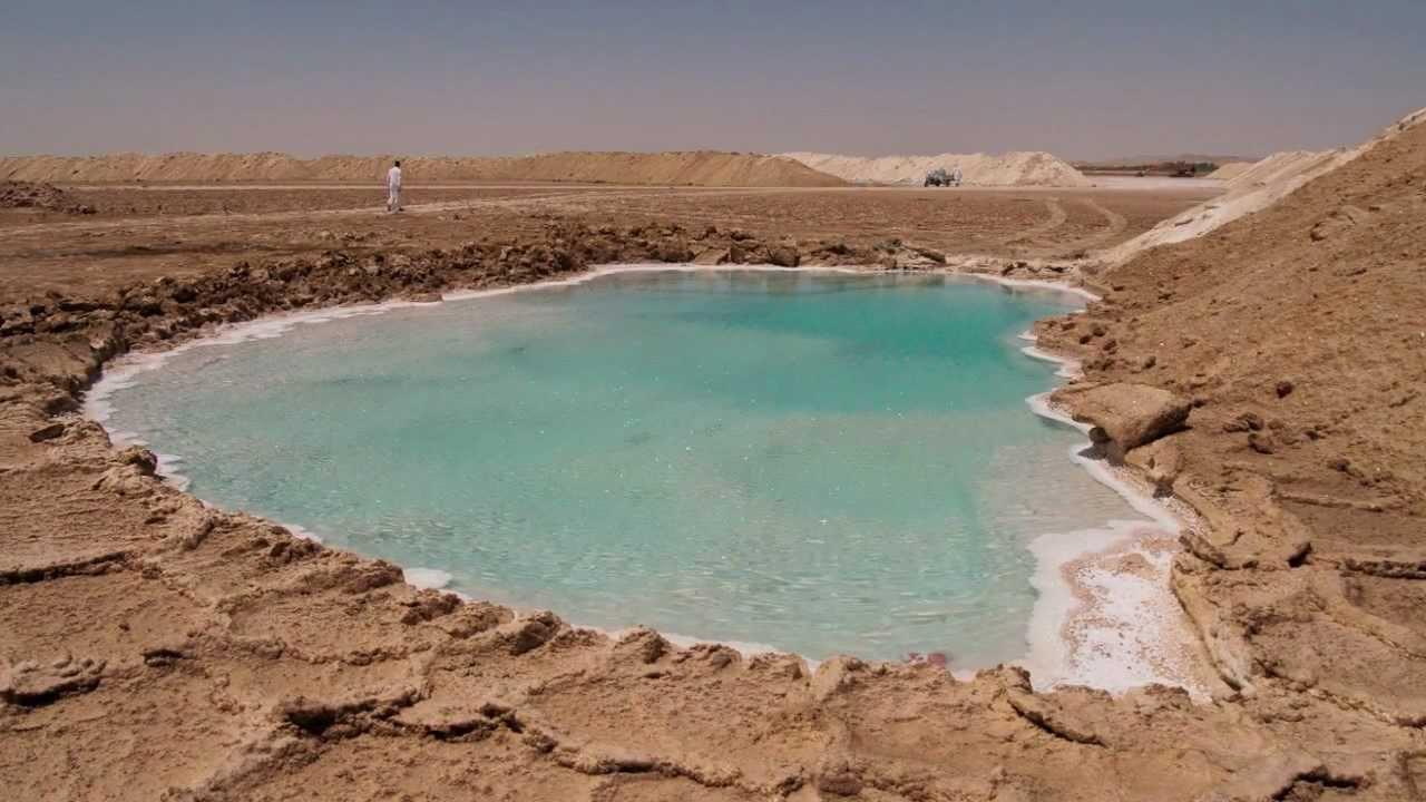 Siwa Oasis at Libyan Border