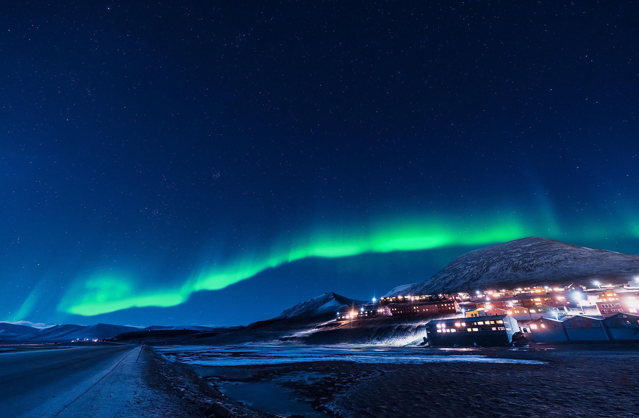 Svalbard Archipelago - WorldAtlas