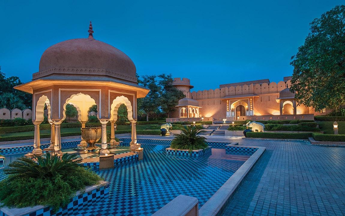 The Oberoi Rajvilas   Jaipur   India   AFAR