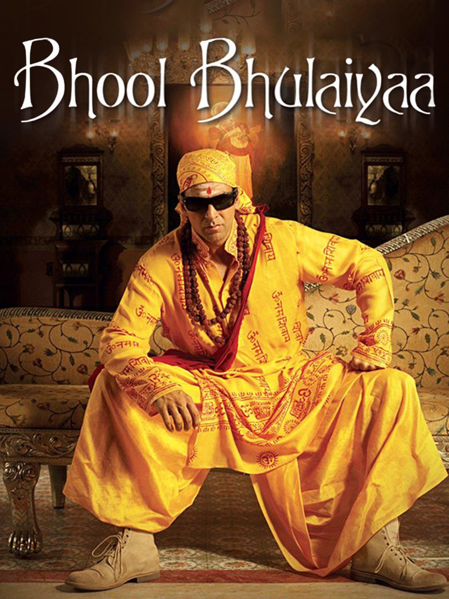 Bhool Bhulaiyaa (2007) - Rotten Tomatoes