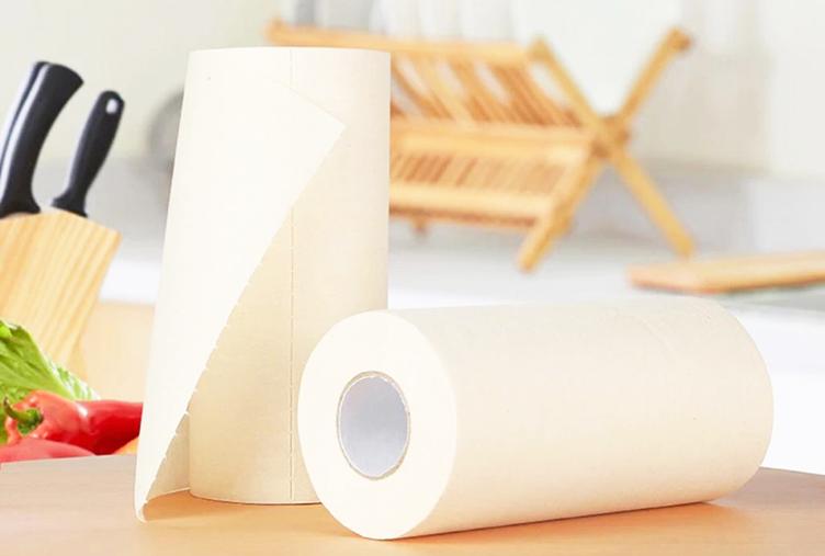 Cut down paper towels