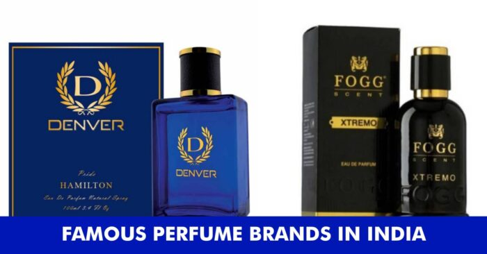 Top 10 perfume brands in India