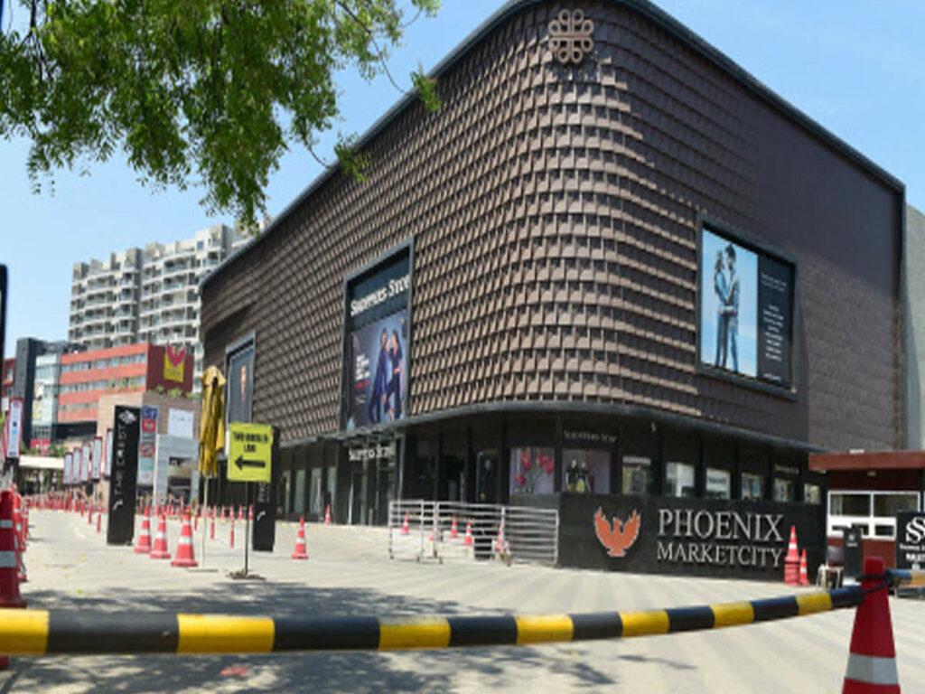 pheonix Mall chennai