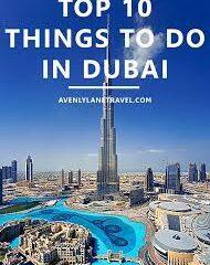 places in Dubai