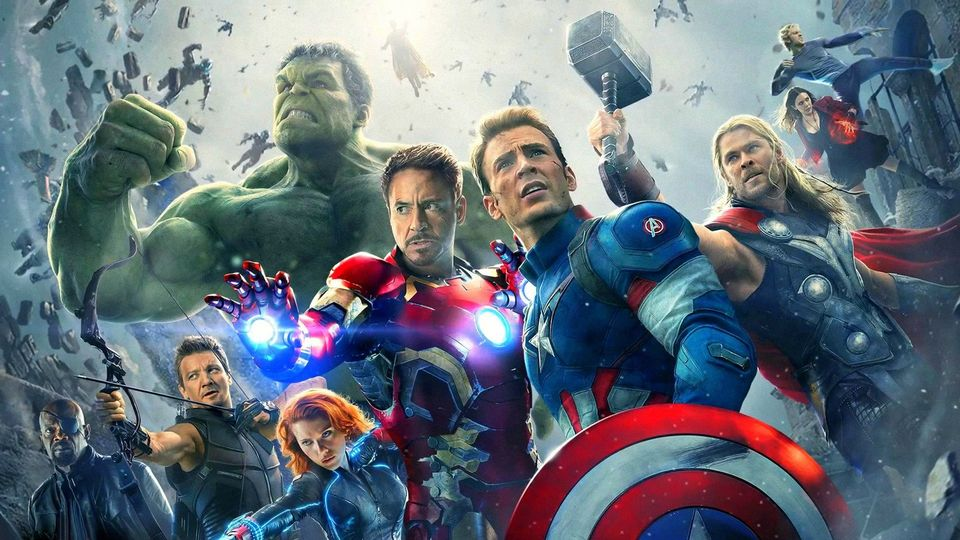 Avengers: Age Of Ultron Review | Movie - Empire