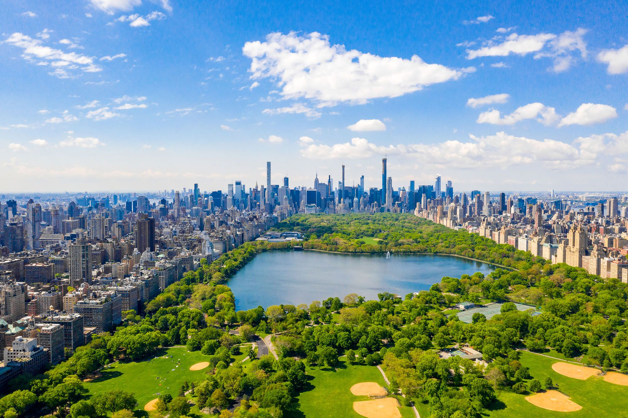 Serious crimes are on the rise in Central Park