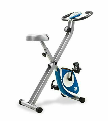 Afton Xterra Fitness Folding Upright Bike