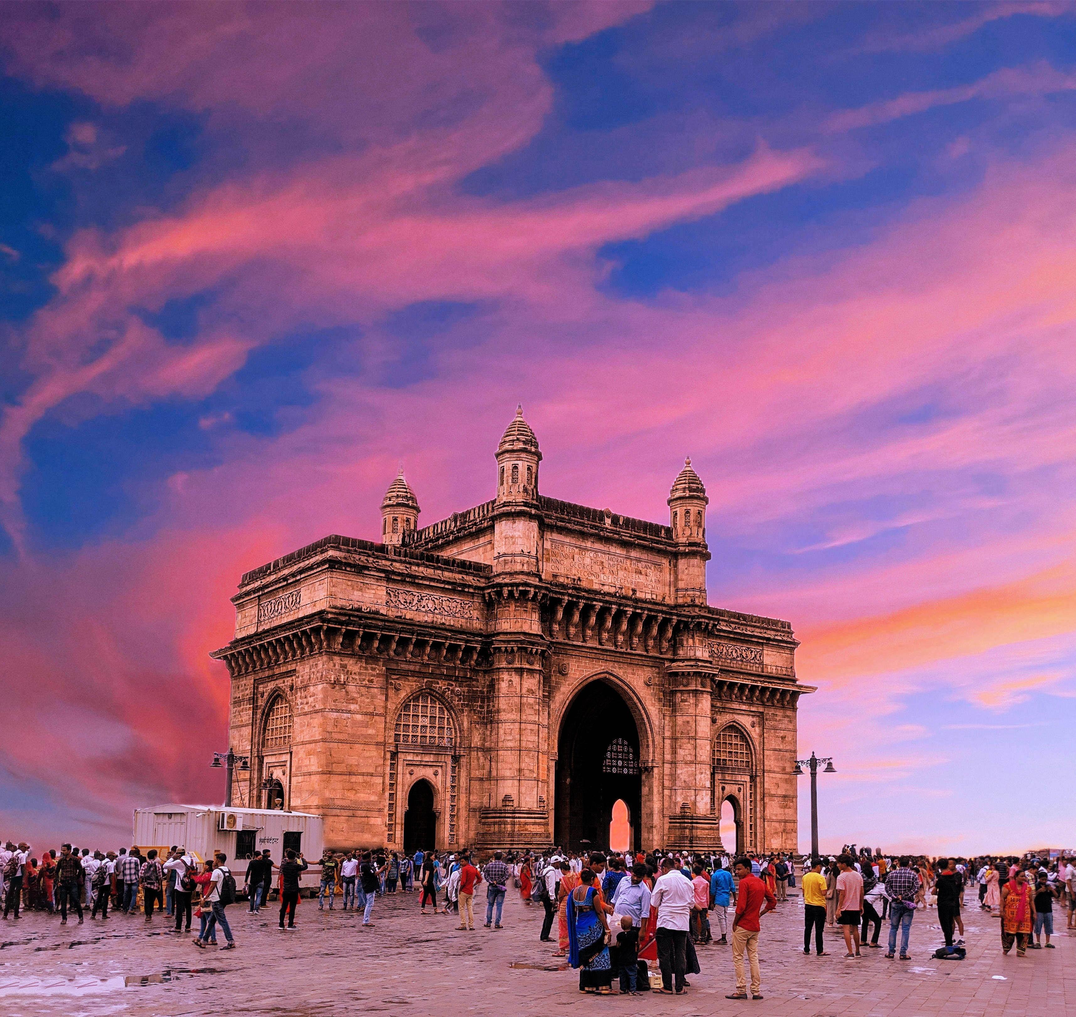 Gateway of India Mumbai - History, Architecure : Media India Group
