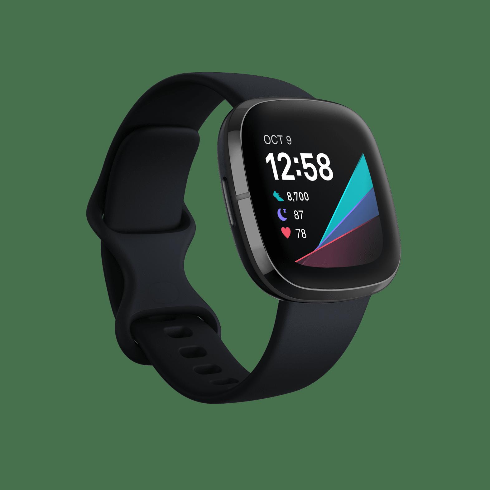 Advanced Health Smartwatch | Fitbit Sense