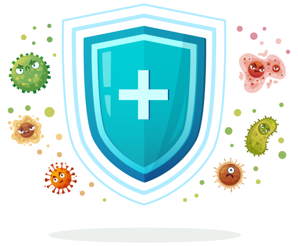 Improves Immunity
