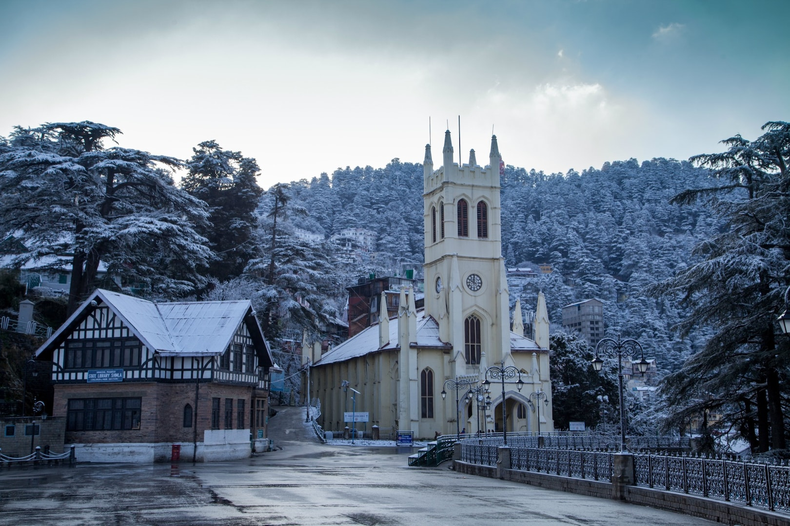 Christ Church Shimla - Timings, Entry Fees, Location, Facts
