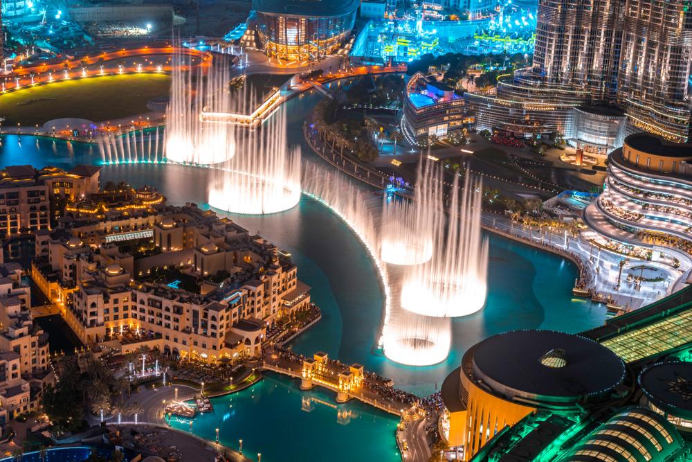 Dubai Fountain, Dubai: How To Reach, Best Time & Tips