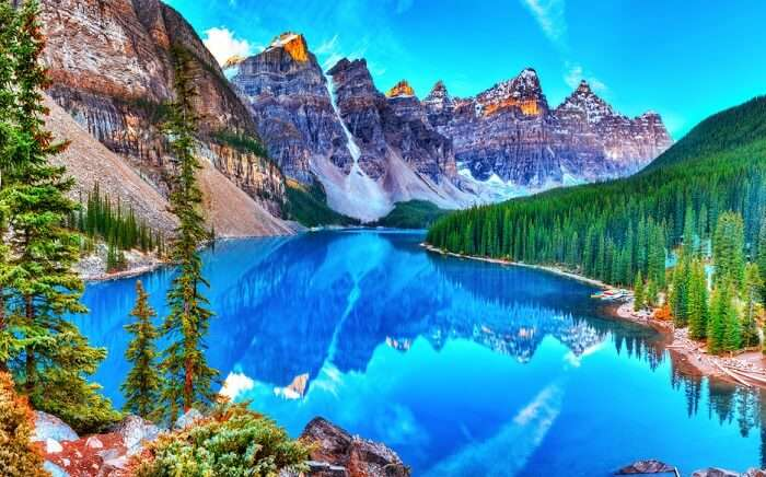 A Guide To The Banff National Park: An Adventurous Getaway To The Canadian Rockies! |