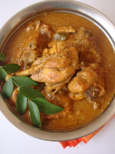 Basic Chicken Curry