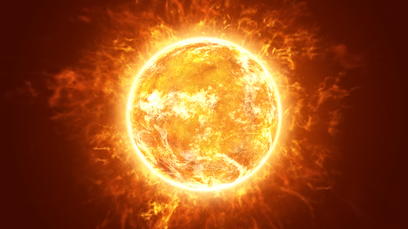 A star 2 million times brighter than the sun disappears without a trace   Deccan Herald