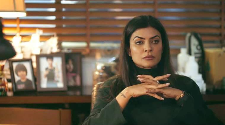 Sushmita Sen is streaming on Disney+ Hotstar.