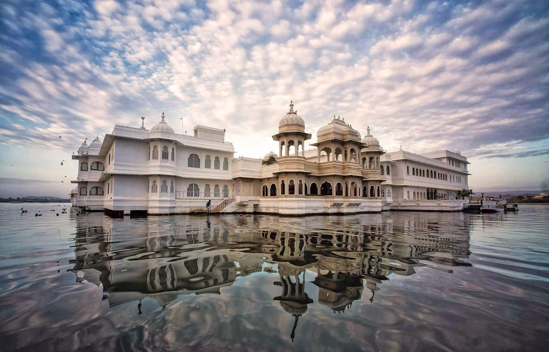 Taj Lake Palace, Udaipur, India • Luxury Hotel Review by TravelPlusStyle