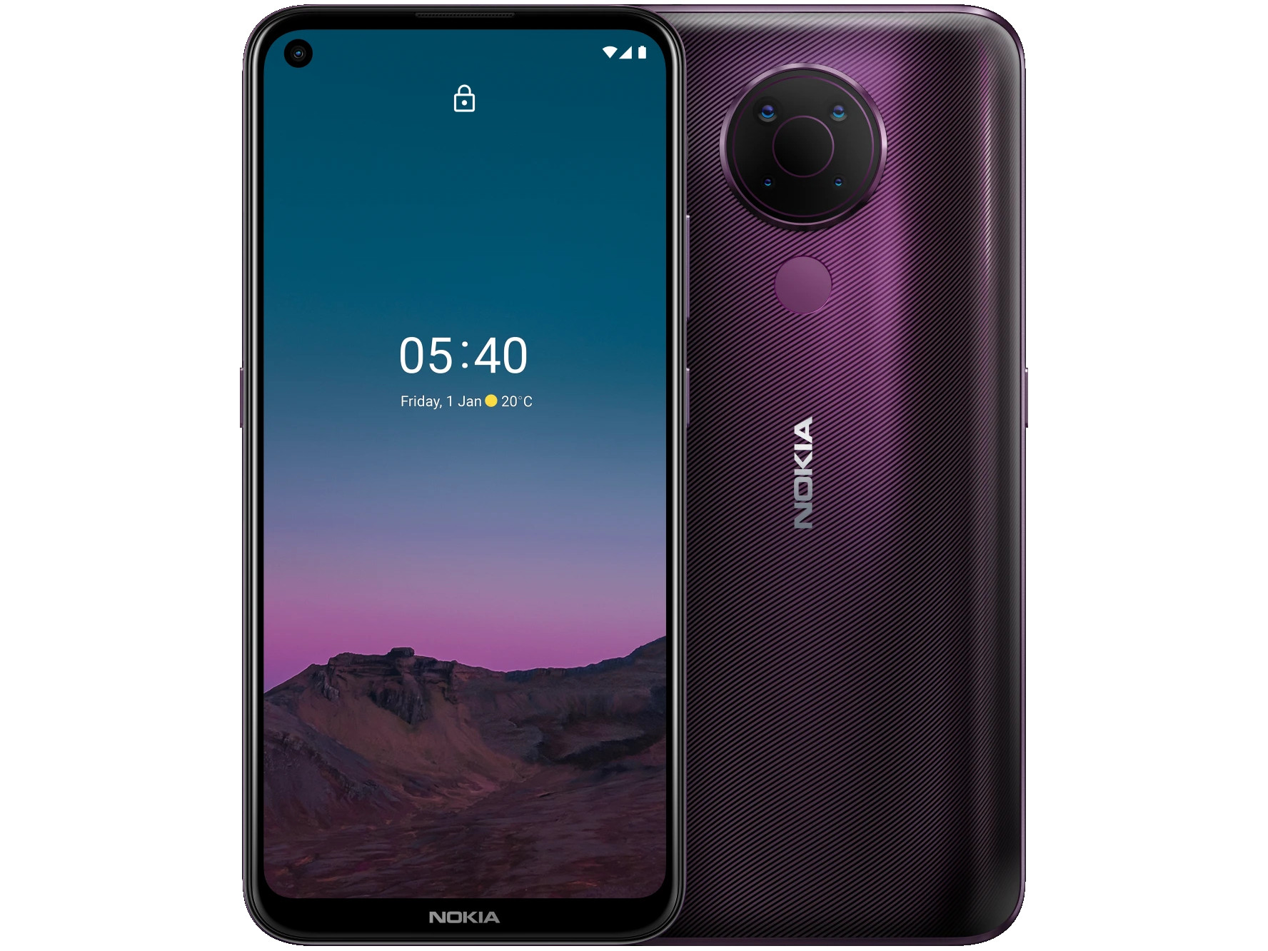 Nokia 5.4 Smartphone Review - With Android One to the top of its class? - NotebookCheck.net Reviews