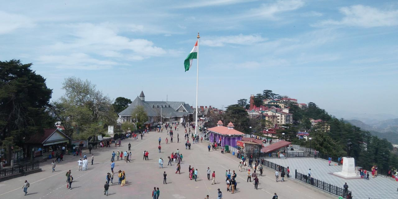 The Ridge Shimla(Entry Fee, Timings, Images & Location) - Shimla Tourism 2021