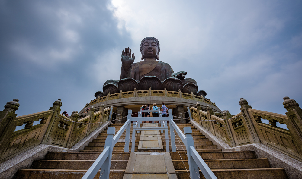 """Tips for Tian Tan: Hong Kong's """"Big Buddha"""" - Travel Caffeine"""
