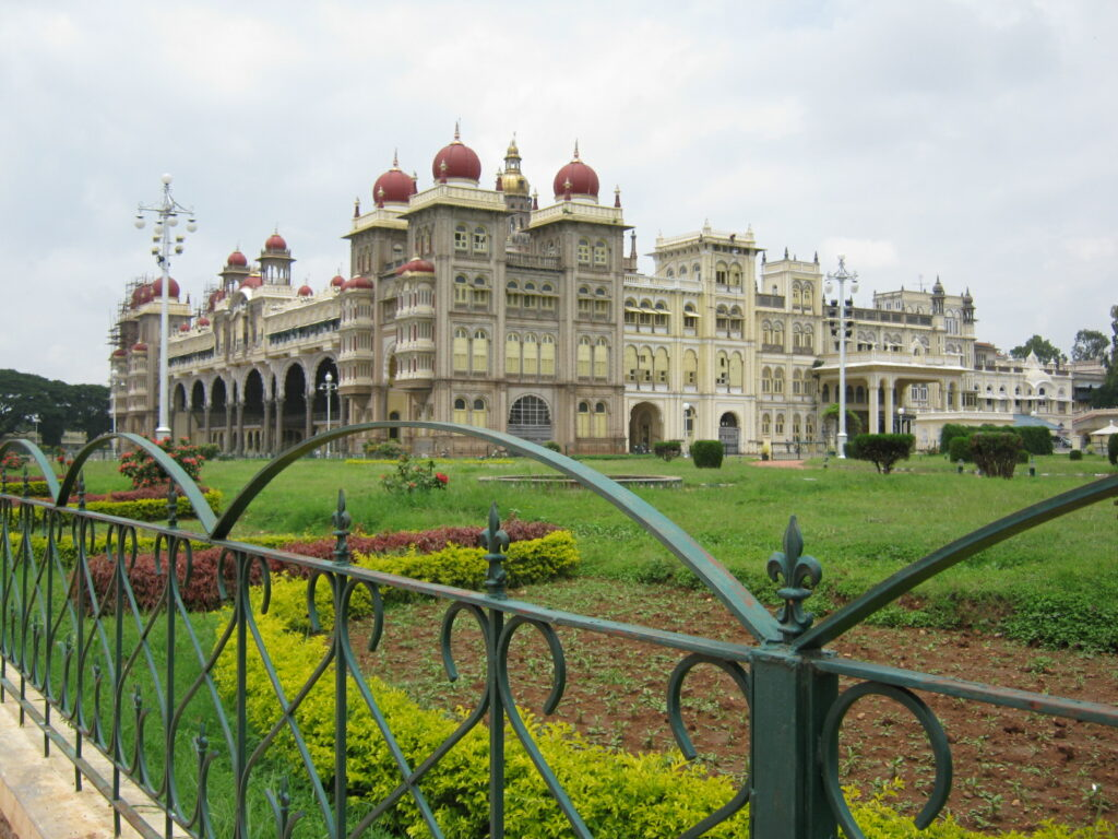 tipu sultan fort and palace