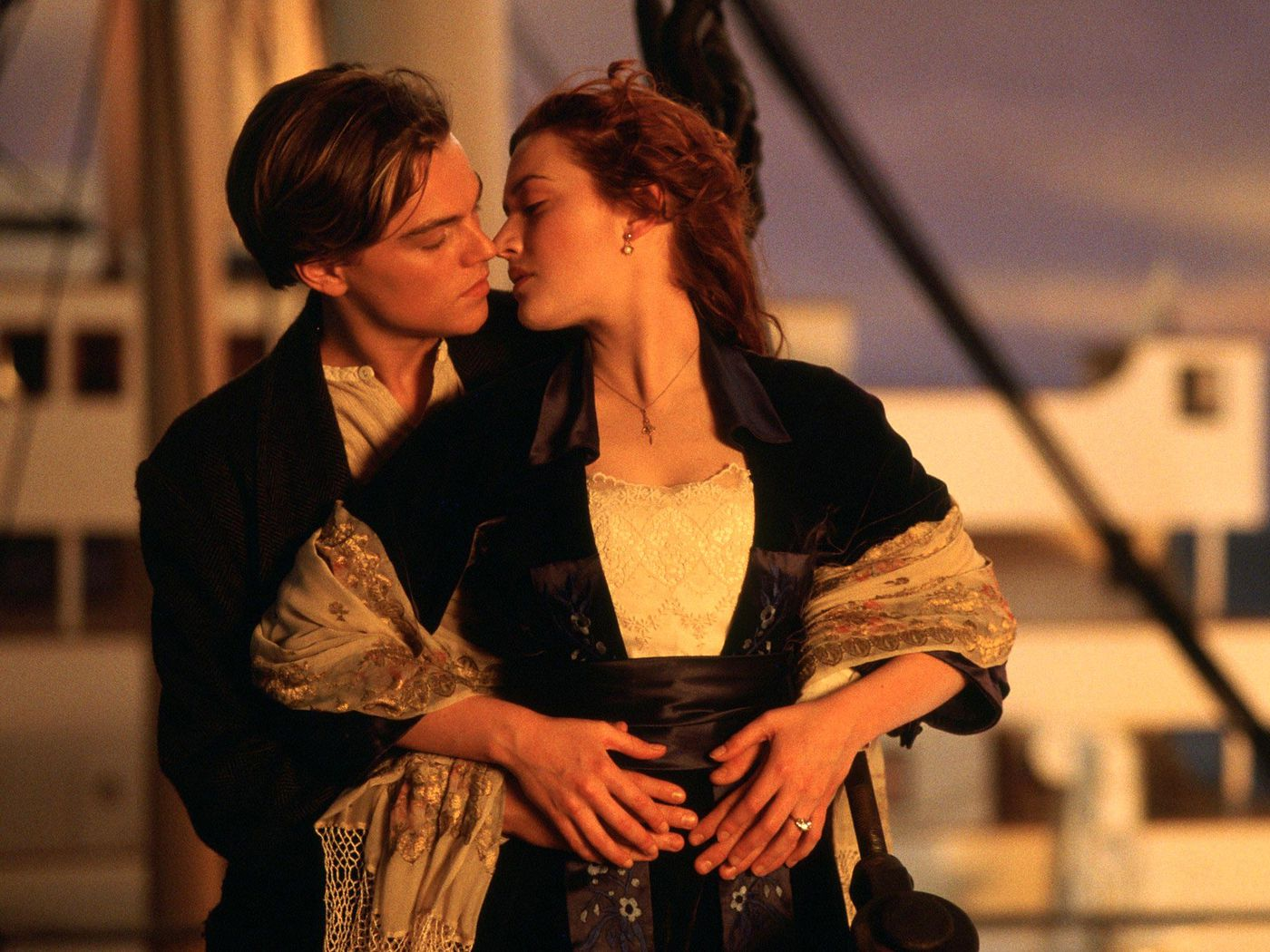Titanic is 20, but I just saw it for the first time. It blew my mind. - Vox